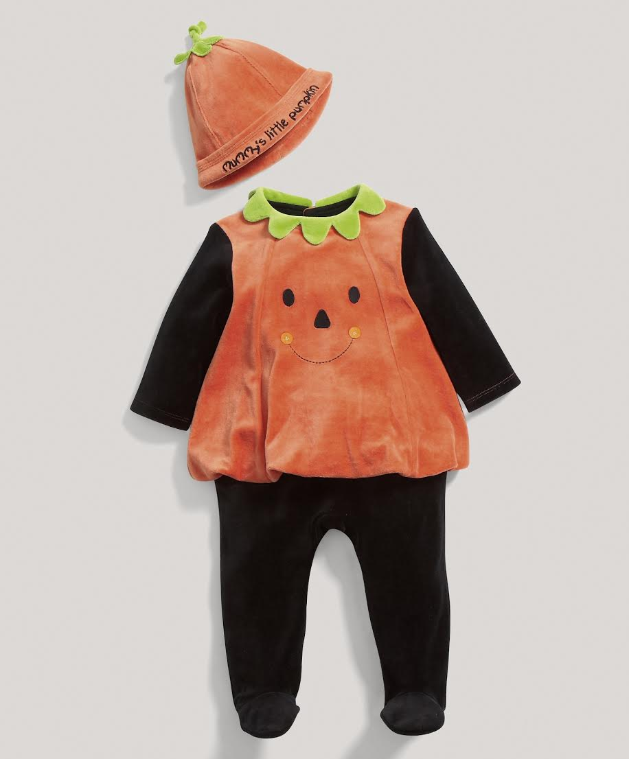 1 Its a Giveaway: Mamas & Papas Pumpkin Halloween Costume ($38.99 Value)