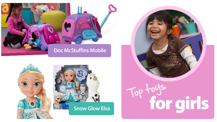 Walmart: *HOT* List of Top 20 Toys Chosen By Kids + Tons of Price Drops!
