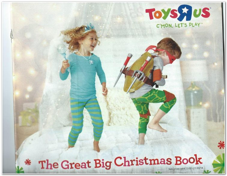 116 ToysRUs Toy Book 2014 Deals