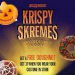 Halloween Restaurant Deals 2014 (FREE FOOD!)