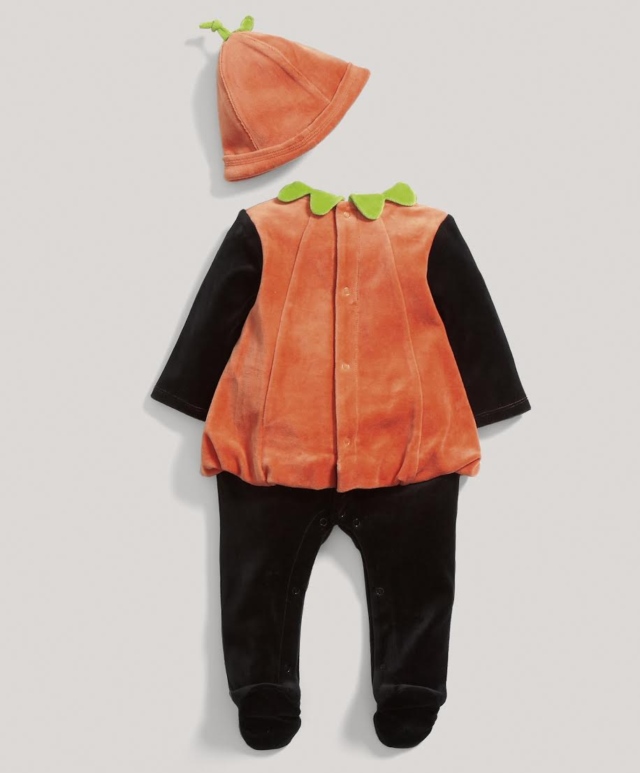 2 Its a Giveaway: Mamas & Papas Pumpkin Halloween Costume ($38.99 Value)