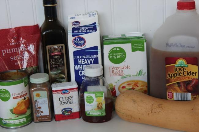 217 Copycat Panera Autumn Squash Soup