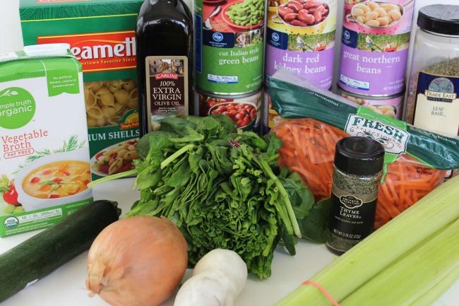 236 Copycat Olive Garden Minestrone Soup