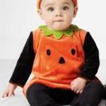 It's a Giveaway: Mamas & Papas Pumpkin Halloween Costume ($38.99 Value)