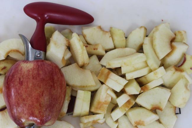 327 Crock Pot Applesauce