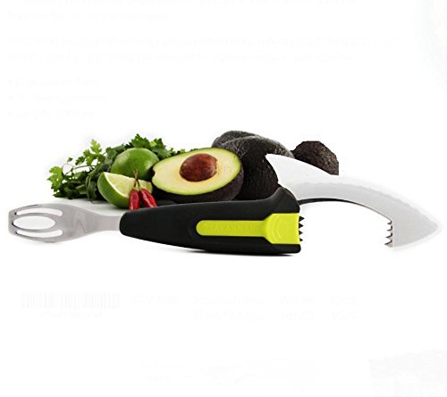 41MojJccoBL Amazon: Meglio Sharkado 5 in 1 Avocado Tool Only $9.99 (Reg. $24.99)