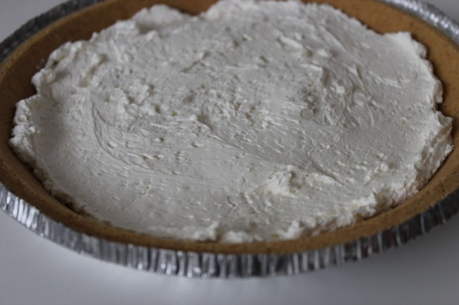 42 2 Layer No Bake Pumpkin Pie