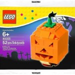 Amazon: Lego Pumpkin Only $9.84 Shipped (Reg. $16.95)