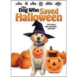 The Dog Who Saved Halloween DVD