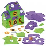 Amazon: 3D Foam Haunted House Kits Only $9.98 Shipped