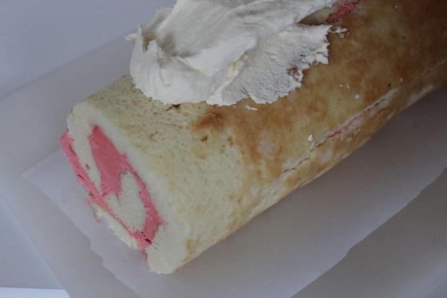 521 Christmas Cake Roll