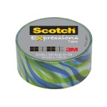 Amazon: Scotch Expressions Magic Tape Tropic Wave 6-Rolls Pack Only $9.99 (Reg. $20.88)