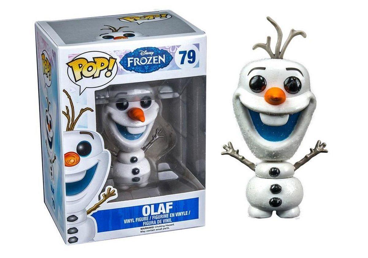 71FNbyZGBBL. SL1500  Amazon: Frozen Glitter Olaf Snowman Pop! Vinyl Figure Only $12.59 (Reg. $19.99)
