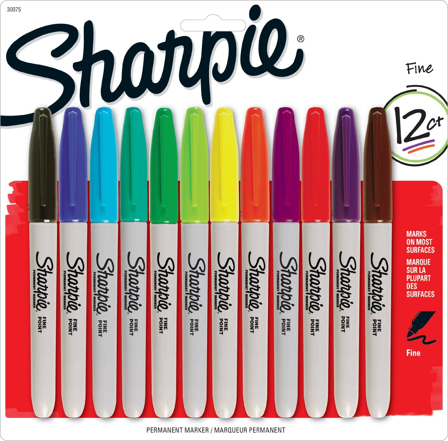81f0W xIoEL. SL1500  Walgreens: Sharpie Fine Point or Mr. Sketch Scented Markers Only $2.99