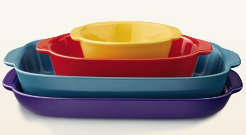 CorningWare CW Target: CW Corningware 4 Piece Set Only $14.99