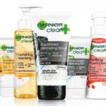 FREE Garnier Clean+ Sample (2 Options)