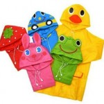 Toddler Hooded Raincoat Jackets Only $5.99 + FREE Shipping!