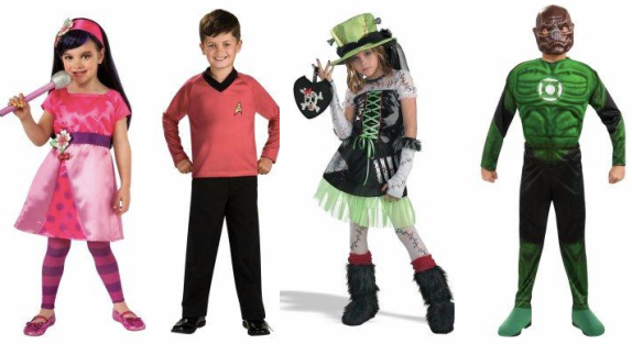 S *HOT* BuyCostumes: Costumes Only $1.48 (Reg. $32.99) + 25% off!