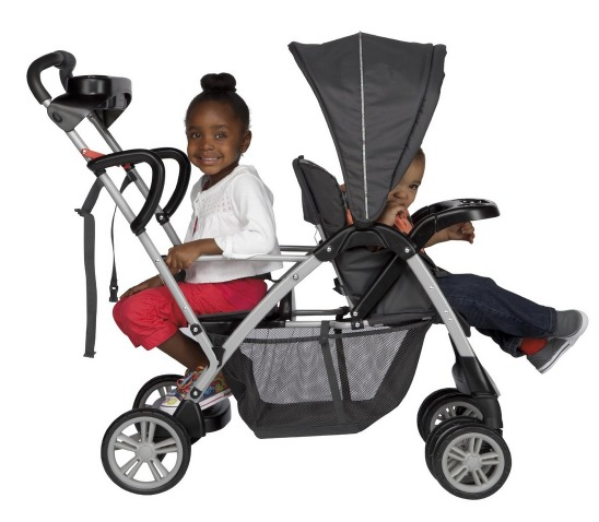 Graco RoomFor2 Stand and Ride Classic Connect Stroller Only $95.99 (Reg. $149.99) + FREE Shipping!