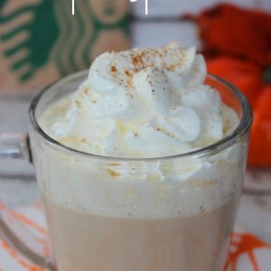 Starbucks pumpkin spice