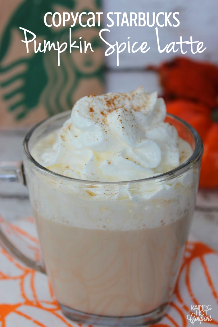 titan gel copycat starbucks pumpkin spice latte shop
