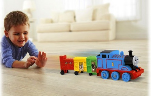 Amazon: Thomas the Train: Thomas Stretching Cargo Only $10.27 (Reg. $19.99!)