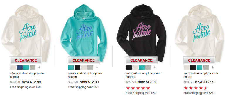 aero *HOT* Aeropostale: Jackets Only $12, Hoodies Only $7 and MUCH MORE! (Great Gifts)