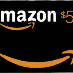 I Am Giving One of YOU a $50 AMAZON GIFT CARD!