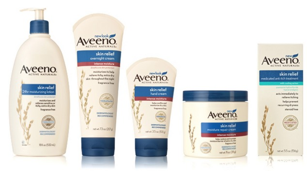 *HOT* Aveeno Skin Relief Products Only $0.66 (Reg. $8 $10!)