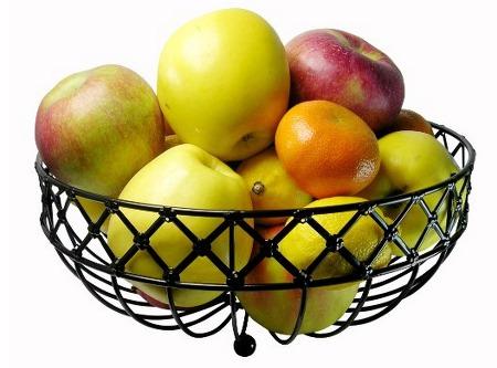 Francois et Mimi Iron Weave Fruit Bowl Only $3.99 Shipped (Reg. $29.99)!
