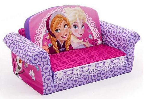 Frozen Sofa Disney Upholstered Chair TheSofa