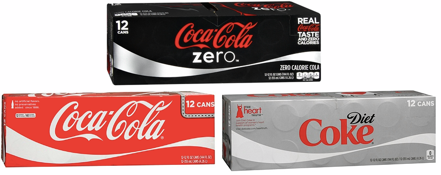 coke CVS: *HOT* Coke Product 12 Packs Only $1.33 (Sprite, Diet, Regular, Zero!)