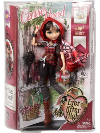 doll Amazon: Ever After High Cerise Hood Fashion Doll Only $13.19 (Reg. $21.99)!