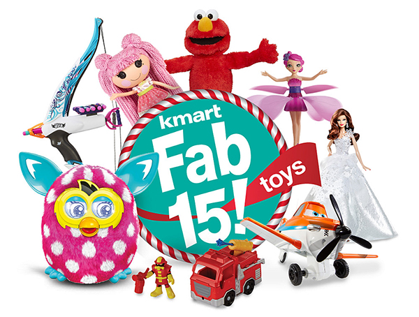 fab *HOT* FREE Toys at Kmart (Surprise Points TODAY!!!)