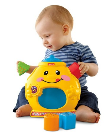 Fisher Price Laugh and Learn Cookie Shape Surprise Only $9.09 (Reg. $19.99)!
