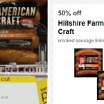 Target: Hillshire Farm American Craft Smoked Sausage Only $0.64