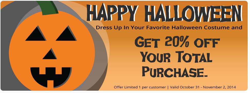 k Halloween Restaurant Deals 2014 (FREE FOOD!)