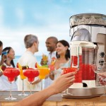 Margaritaville Cargo Bali Frozen Concoction Maker with Self Dispenser + My Holiday Gift Guide! (PERFECT FOR KIDS DRINKS TOO!)