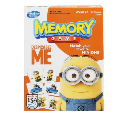 Amazon: Memory Game Despicable Me Edition Only $5.99 (Reg. $9.99)!