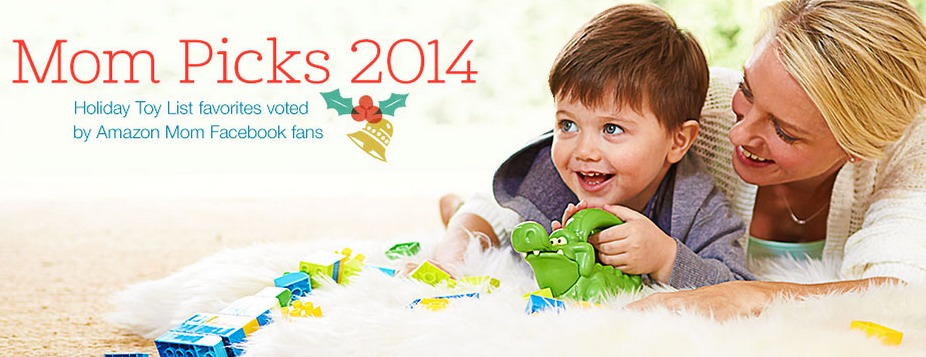 Top 50 Toys From Amazon for 2014!