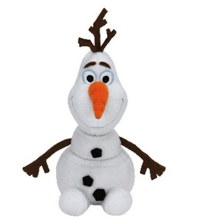 *HOT* Olaf Plush Only $5.80 + FREE Shipping!