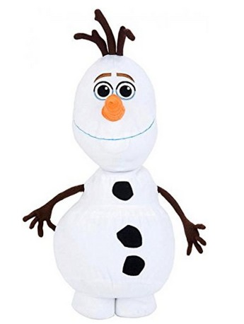 Disney Frozen Olaf Cuddle Pillow Only $15.96!