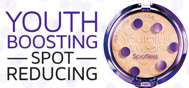 FREE Full Size Physician's Formula Youthful Wear Spotless Powders (1,000 Winners Today!)