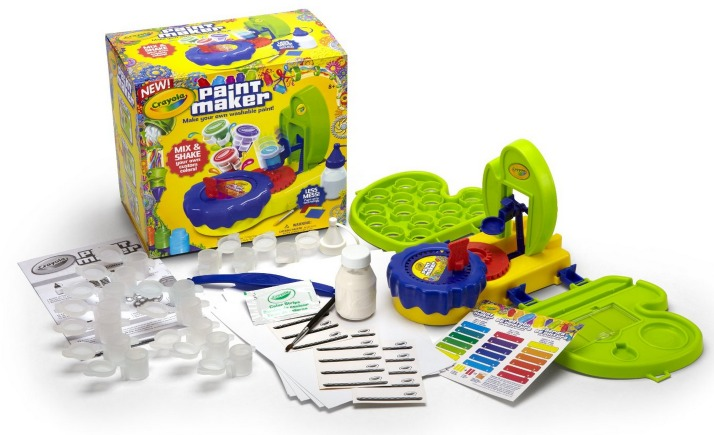 Crayola Paint Maker Only $18.00 (Reg. $24.99)