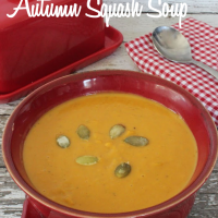 panera squash soup
