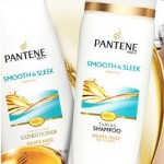 FREE Pantene Pro-V Smooth & Sleek Shampoo and Conditioner sample! (First 50,000 Only)