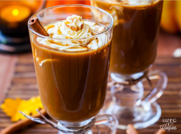pumpkn Pumpkin Frappuccino
