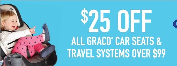 *HOT* Amazon: 36% Off Highly Rated Graco Car Seats + FREE Shipping and $25 Rebate!