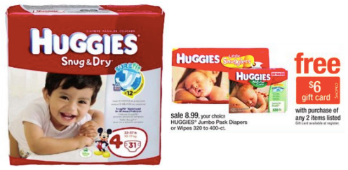 screen shot 2014 10 19 at 11 30 12 am Shopko: Huggies Jumbo Pack Diapers ONLY $2.99!