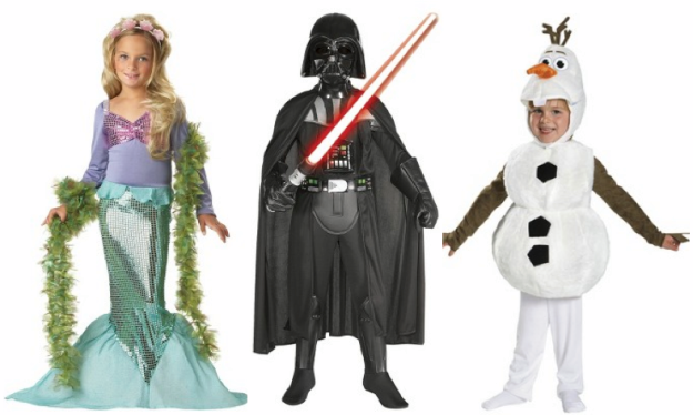 HOT* Target: Buy 1 Get 1 FREE Halloween Costume and Accessories!